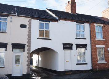 Thumbnail 3 bed terraced house for sale in Church Street, Cannock