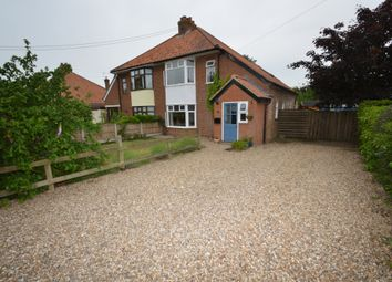Thumbnail 4 bed semi-detached house for sale in Ipswich Road, Holbrook, Ipswich
