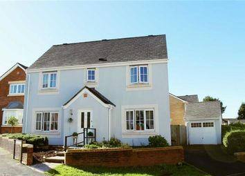 Thumbnail 4 bed detached house for sale in Heol Iscoed, Fforestfach, Swansea