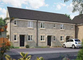 "Thumbnail 2 bed semi-detached house for sale in ""The Amberley"" at Cleveland Drive, Brockworth, Gloucester"