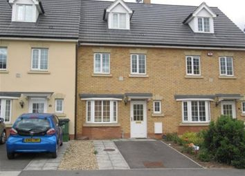 Thumbnail 4 bedroom terraced house to rent in Genas Close, Ilford