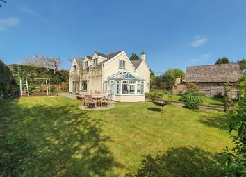 Thumbnail 4 bed detached house for sale in Upper Minety, Malmesbury