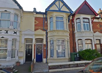 Thumbnail 3 bed terraced house for sale in Balfour Road, Portsmouth