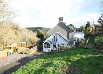 Thumbnail 4 bed detached house for sale in Polean Lane, Polperro Road, Looe