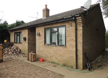 Thumbnail 2 bedroom detached bungalow for sale in Station Road, West Dereham, King's Lynn