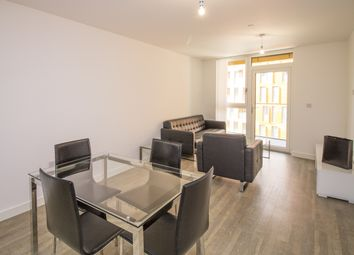 Thumbnail 2 bed flat for sale in Enderby Wharf, Loop Court, Greenwich