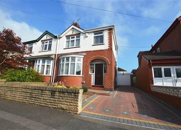 Thumbnail 3 bedroom semi-detached house for sale in Loring Road, Porthill, Newcastle-Under-Lyme
