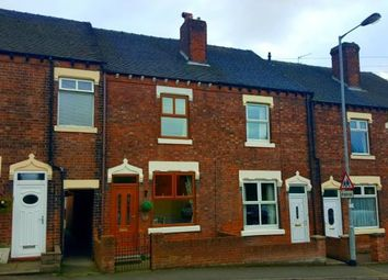 Thumbnail 3 bed terraced house for sale in High Street, Halmer End, Stoke-On-Trent, Staffordshire
