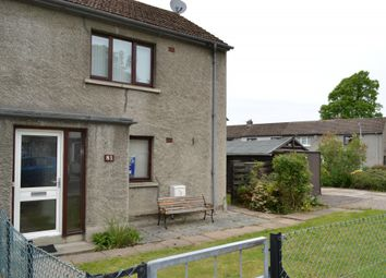Thumbnail 2 bed flat to rent in Anderson Crescent, Forres