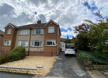Thumbnail 3 bed semi-detached house for sale in Westburn Crescent, Keighley, West Yorkshire