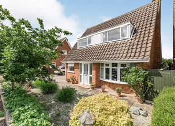 Thumbnail 3 bed property for sale in St. Leonards Close, Wymondham