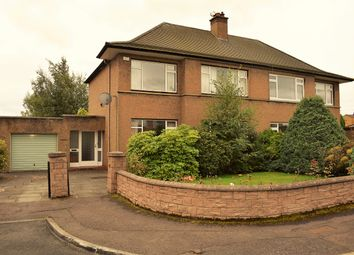 Thumbnail 3 bed semi-detached house for sale in Bruce Place, Grangemouth
