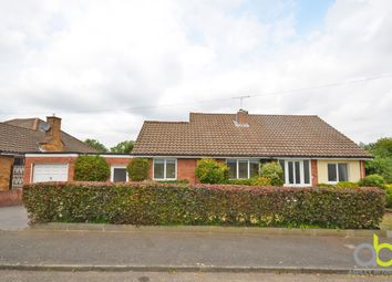 Thumbnail 2 bed detached bungalow for sale in Woodward Close, Grays