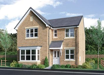 "Thumbnail 4 bed detached house for sale in ""Strachan"" at Rosehall Way, Uddingston, Glasgow"