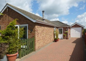 Thumbnail 4 bed detached bungalow for sale in Hilltop Close, Eagle, Lincoln