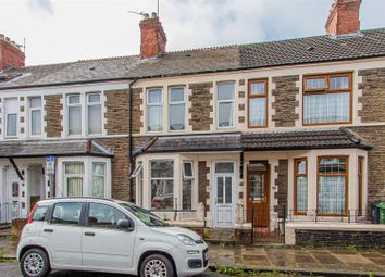 3 bed terraced house for sale in Lisvane Street, Cathays, Cardiff CF24