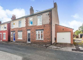 Thumbnail 3 bed semi-detached house for sale in Mount Avenue, Hemsworth, Pontefract