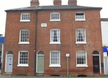 Thumbnail 4 bed terraced house for sale in St. Martins Street, Hereford