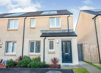 3 bed end terrace house for sale in Finlay Crescent, Arbroath DD11