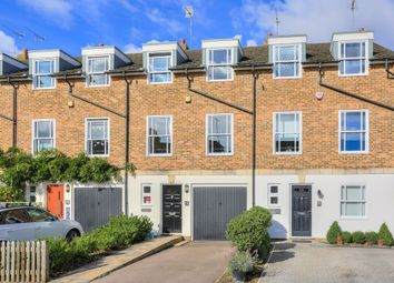 Thumbnail 4 bed terraced house for sale in Castle Road, St. Albans