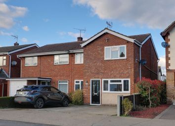 Eversley Road, Benfleet SS7. 3 bed semi-detached house