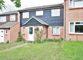 Thumbnail 3 bed terraced house for sale in Linnet Walk, Wokingham, Berkshire