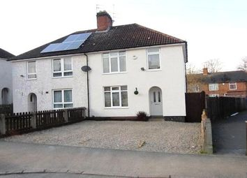 Thumbnail 3 bed semi-detached house for sale in Belton Close, Leicester