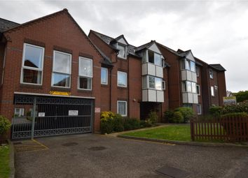 Thumbnail 1 bedroom flat to rent in Hometor House, Exeter Road, Exmouth, Devon