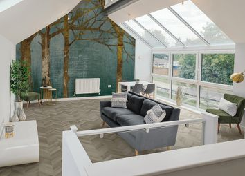 Thumbnail 2 bed end terrace house for sale in North Road, Hertford