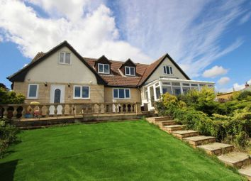 Thumbnail 5 bed detached house for sale in Flat Cliffs, Primrose Valley, Filey
