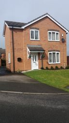 Thumbnail 4 bed detached house for sale in Furnace Close, Wrexham, North Wales