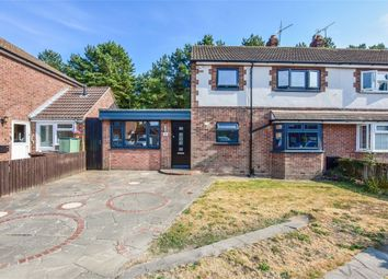 Thumbnail 3 bed semi-detached house for sale in Ash Grove, Colchester, Essex