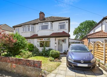 Thumbnail 3 bed semi-detached house for sale in Ravenswood Avenue, Tolworth, Surbiton