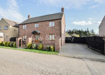Thumbnail 4 bed detached house for sale in West Drove South, Gedney Hill, Spalding