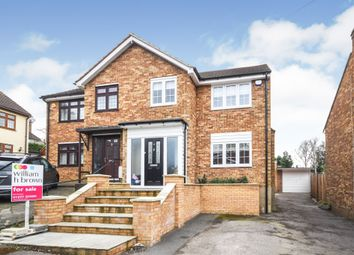 3 bed semi-detached house for sale in Bardeswell Close, Brentwood CM14