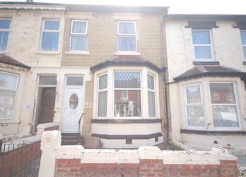 Thumbnail 4 bedroom terraced house for sale in Keswick Road, Blackpool, Lancashire