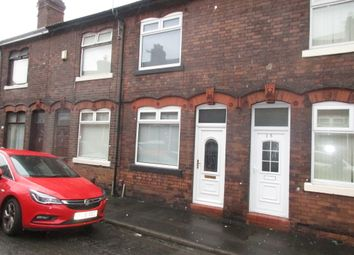 Thumbnail 2 bedroom terraced house to rent in Capewell Street, Adderley Green, Longton, Stoke On Trent