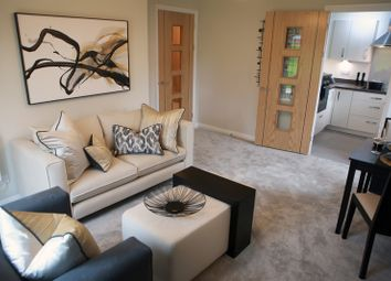 Thumbnail 2 bed flat for sale in Burrstone Grange, Poachers Way, Thornton-Cleveleys