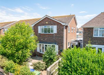 Thumbnail 4 bed semi-detached house for sale in Fitzgerald Avenue, Seaford
