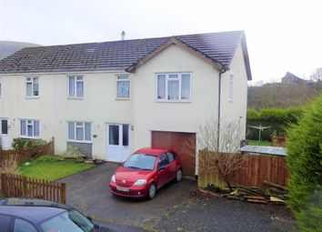 Thumbnail 5 bed semi-detached house for sale in 111, Glanclegyr, Llanbrynmair, Powys