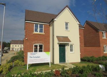 Thumbnail 3 bed detached house for sale in Poplar Avenue, Peterborough