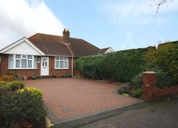Thumbnail 2 bed semi-detached bungalow for sale in New Haw, Surrey