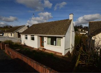 Thumbnail 2 bed detached bungalow for sale in Forde Close, Abbotskerswell, Newton Abbot, Devon.