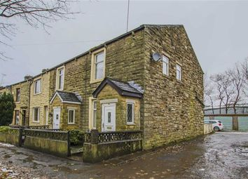 Thumbnail 3 bed end terrace house for sale in New Line, Bacup, Lancashire