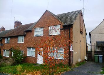 Thumbnail 1 bed flat to rent in Little John Drive, Rainworth, Mansfield