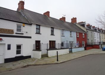 Thumbnail 2 bed terraced house to rent in 16 Grove Place, Haverfordwest, Pembrokeshire.