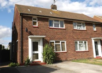 Thumbnail 3 bedroom semi-detached house for sale in Newington Avenue, Southend-On-Sea