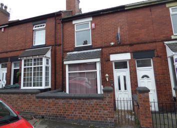 Thumbnail 2 bed terraced house to rent in Tellwright Street, Burslem