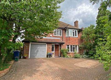 Marlow Road, Bourne End SL8. 4 bed detached house