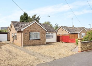 Thumbnail 3 bed detached bungalow for sale in The Woodlands, Market Deeping, Peterborough